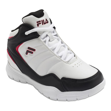 8e46f88e21a5 UPC 731616117546 product image for Fila Breakaway 4 Boys Basketball Shoes -  Little Kids