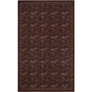 Annadale Damask Rectangular Rugs