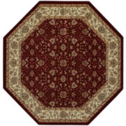 Ankara Washable Octagonal Rugs