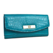 nicole by Nicole Miller® LC Continental Wallet