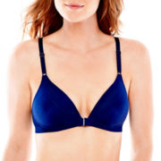 Warner's No Pinching, No Problems. Front-Close Wireless Bra - RM0501A