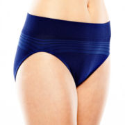 Warner's No Pinching, No Problems. Seamless High-Cut Panties - RT5501P