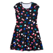 Total Girl® Skater Dress - Girls 7-16