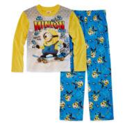 Minions 2-pc. Pajama Set - Boys 4-10