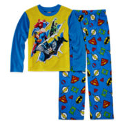 DC Comics Justice League 2-pc. Pajama Set - Boys 4-10