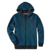 Zoo York® Padington Full-Zip Fleece Hoodie - Boys 8-20