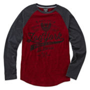 Zoo York® Raglan Graphic Tee - Boys 8-20