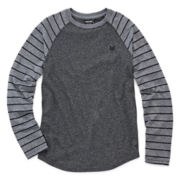Zoo York® Long-Sleeve Striped Raglan Tee - Boys 8-20