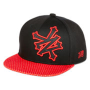 Zoo York® Flat-Brim Snapback Hat - Boys