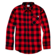 DC Shoes Co® Long-Sleeve Flannel Shirt - Boys 8-20