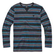 Zoo York® Long-Sleeve Striped Tee - Boys 8-20