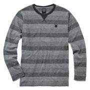 Zoo York® Long-Sleeve Striped Tee - Boys 8-20