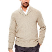 Dockers® Shawl-Collar Pullover Sweater