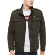 Levi's® Stand Collar Trucker Jacket