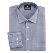 Stafford® Essential Broadcloth Dress Shirt - Fitted