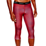 Xersion™ Printed 3/4-Length Compression Slider Shorts