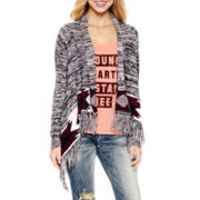 Arizona Long-Sleeve Flyaway Cardigan
