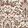 Cafe Brown Damask