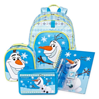jcpenney.com | Disney Collection Olaf Backpack, Lunchbox, Notebook or Pencil Box