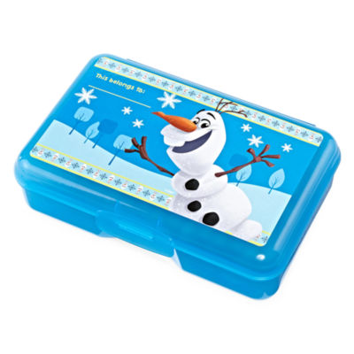 Disney Collection Olaf Pencil Box - One Size