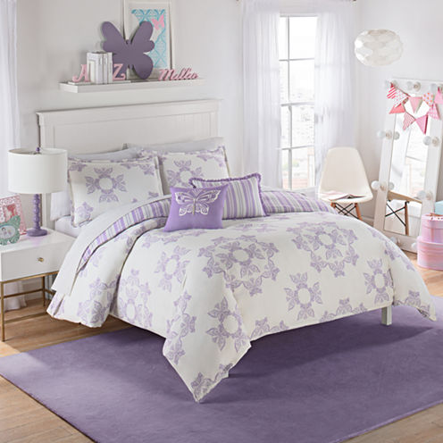 Waverly Ipanema Reversible Comforter Set