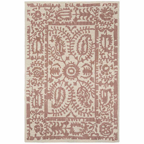 Decor 140 sjaak hand tufted rectangular rugs jcpenney for Decor 140 rugs