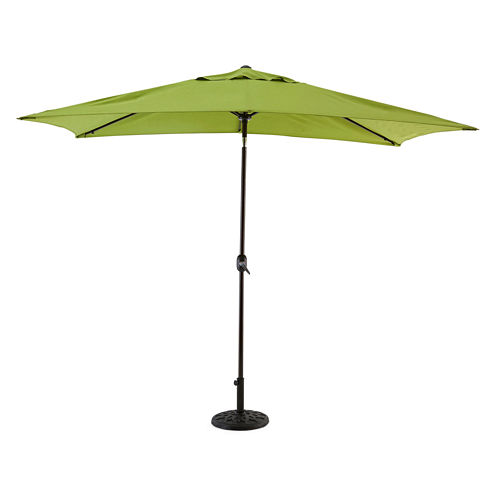 Outdoor Oasis™ 9ft Rectangle Market Umbrella