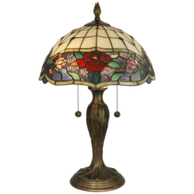 jcpenney.com | Dale Tiffany™ Floral Table Lamp