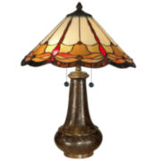 Dale Tiffany Jewels Table Lamp