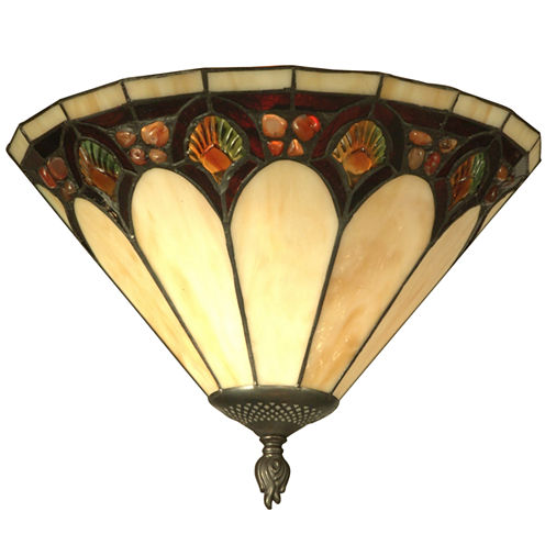 Dale Tiffany™ Crystal Pebblestone Jeweled Wall Sconce