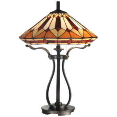 jcpenney.com | Dale Tiffany™ Harp Table Lamp
