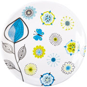 Melamine Set of 6 Carina Coupe Salad Plates