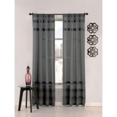 jcpenney.com | Umbra® Mesh Rod-Pocket Curtain Panel