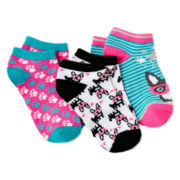 Maidenform 3-pk. Low-Cut Socks - Girls