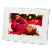 Carter's® Baby's First Christmas Picture Frame