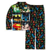Justice League 2-pc. Pajama Set - Boys 4-10