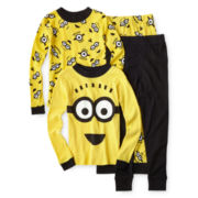 Despicable Me Minion 4-pc. Pajama Set - Boys 4-10