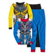 Transformers 4-pc. Pajama Set - Boys 4-10