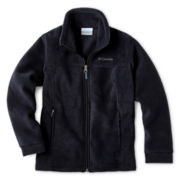 Columbia® Zip-Front Fleece Jacket - Boys 6-18