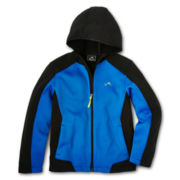 Vertical 9 Hooded Softshell Jacket - Boys 6-20