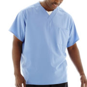 Jockey® 1-Pocket Unisex Scrub Top-Big & Tall