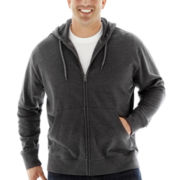 The Foundry Supply Co.™ Full-Zip Fleece Hoodie–Big & Tall