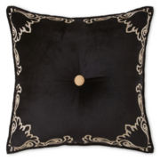 Royal Velvet® Vanessa Square Decorative Pillow