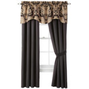 Royal Velvet® Vanessa Curtain Panel Pair