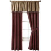 Royal Velvet® Felicity 2-Pack Curtain Panels