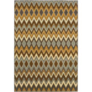 Ziggy Indoor/Outdoor Rectangular Rug