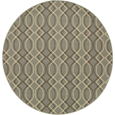 jcpenney.com | Covington Home Air Waves Indoor/Outdoor Round Rug