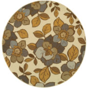 Dogwood Indoor/Outdoor Round Rug
