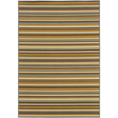 jcpenney.com | Covington Home Stripe Indoor/Outdoor Rectangular Rug