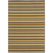 Stripe Indoor/Outdoor Rectangular Rugs